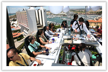 Portugal - Villamoura - Dinner in the Sky